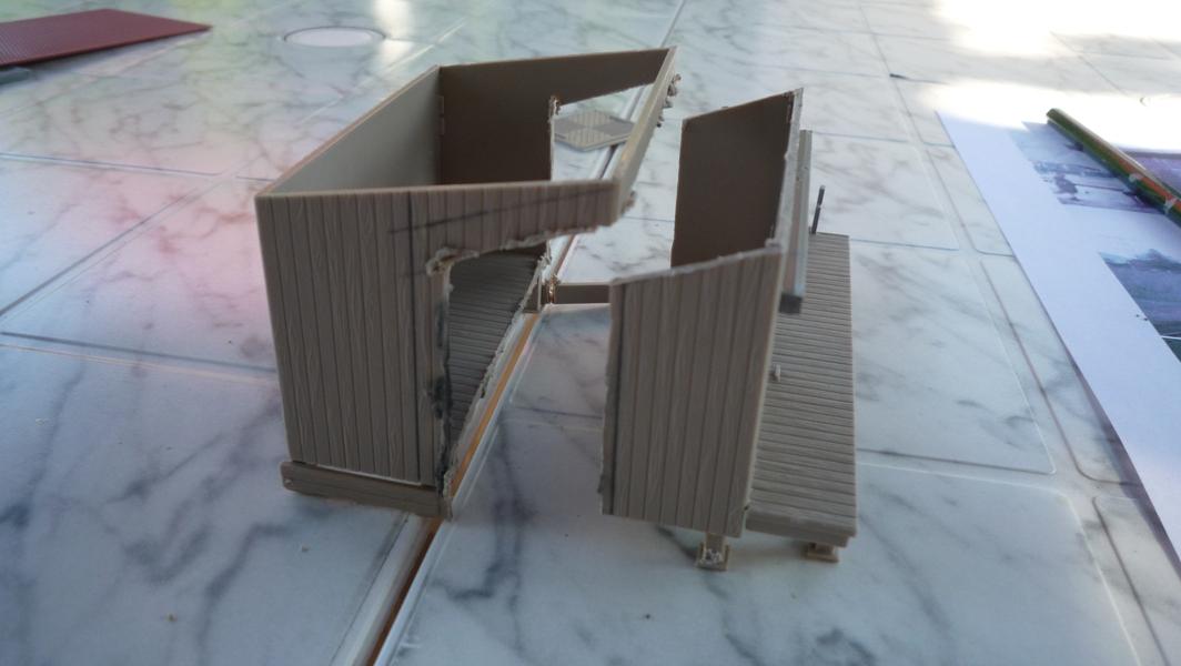 die abges gten stelzen kamen auch wieder dran. Black Bedroom Furniture Sets. Home Design Ideas
