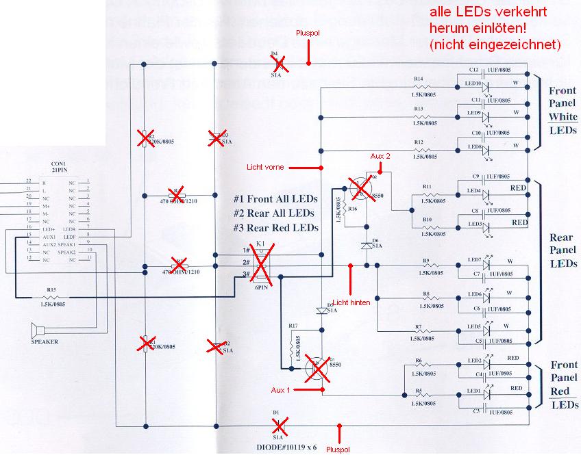 Digitalisierung des Liliput Pendelzuges mit Lupo