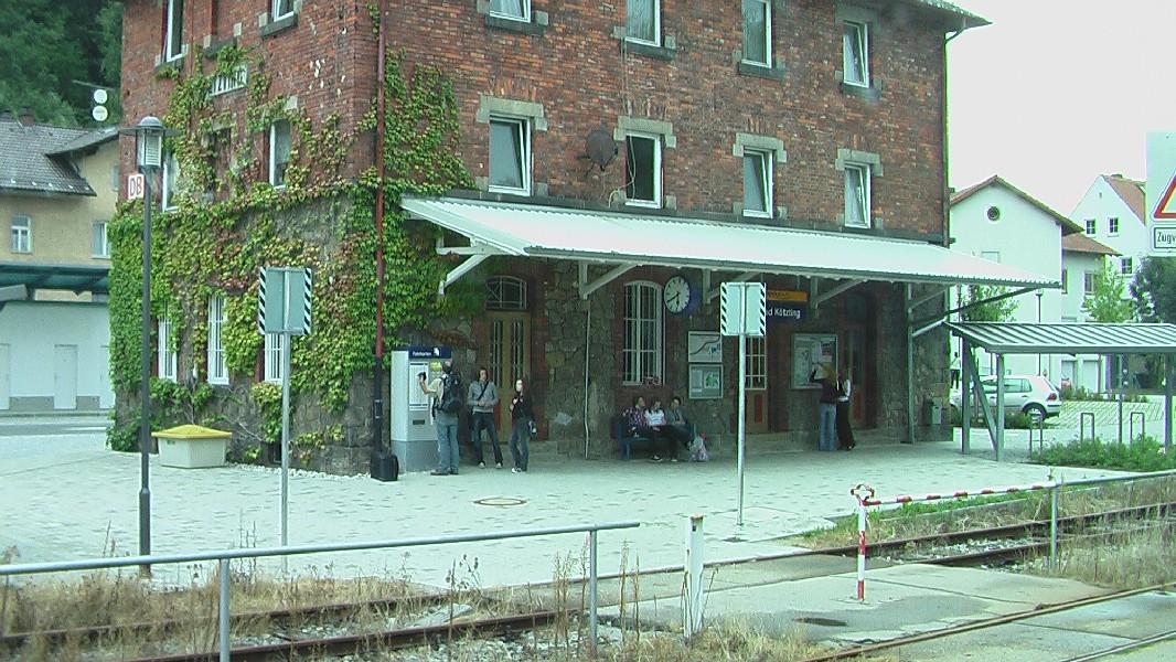 Bahnhof Bad Kötzting