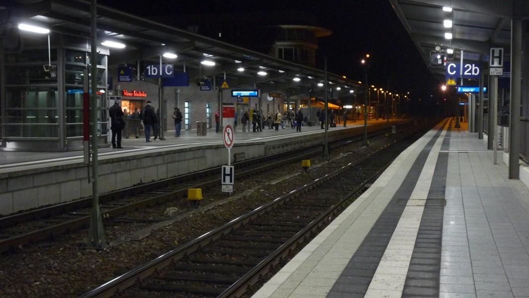 Bruchsal Bahnhof
