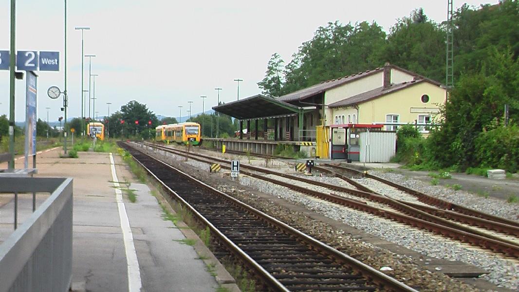Furth im Wald: Bahnhof-Ausbau: Arbeiten im Verzug - Cham