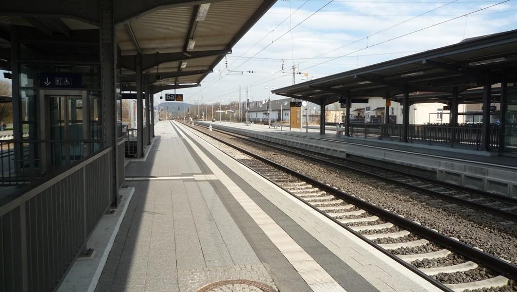 Karlsruhe Durlach Bahnhof