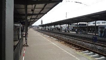 Bahnhof Pforzheim Fahrplan