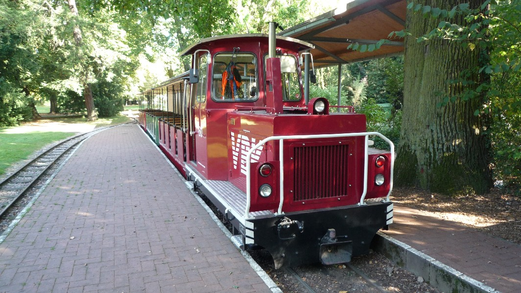 Schlossbahn Karlsruhe