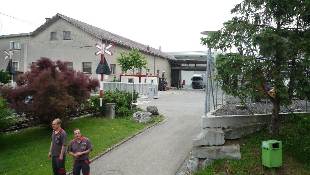Haltestelle sandb chel for Depot friedrichshafen