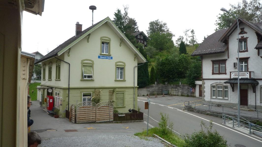 Haltestelle wienacht tobel for Depot friedrichshafen