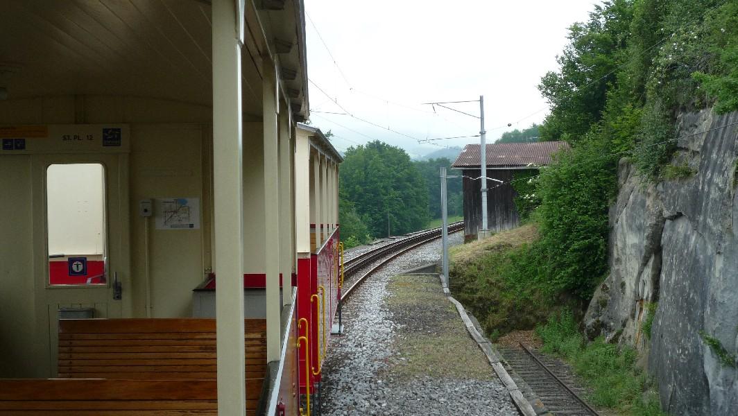 Ausfahrt wienacht tobel for Depot friedrichshafen